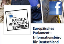 Facebook Marketing fürs Europäische Parlament